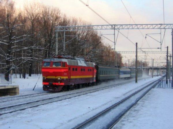 Маршрут поезда 662М Кинешма - Москва, расписание и